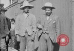 Image of Pancho Villa and revolutionist recruits Chihuahua Mexico, 1916, second 11 stock footage video 65675045879