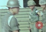 Image of Vietnamese soldiers Hue Vietnam, 1972, second 1 stock footage video 65675045884