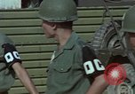 Image of Vietnamese soldiers Hue Vietnam, 1972, second 6 stock footage video 65675045884