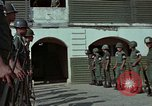 Image of Vietnamese soldiers Hue Vietnam, 1972, second 9 stock footage video 65675045884