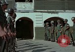 Image of Vietnamese soldiers Hue Vietnam, 1972, second 10 stock footage video 65675045884