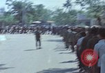 Image of Vietnamese soldiers Hue Vietnam, 1972, second 1 stock footage video 65675045887