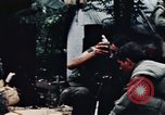 Image of United States troopers Hue Vietnam, 1968, second 8 stock footage video 65675045890