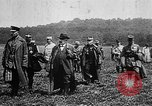 Image of General Joseph Joffre Western Front, 1916, second 8 stock footage video 65675045891