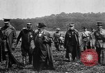 Image of General Joseph Joffre Western Front, 1916, second 9 stock footage video 65675045891