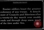 Image of Russian soldiers Caucasus, 1916, second 1 stock footage video 65675045896