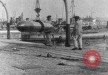 Image of French compressed air driven Torpedo France, 1916, second 2 stock footage video 65675045898