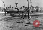 Image of French compressed air driven Torpedo France, 1916, second 3 stock footage video 65675045898