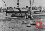 Image of French compressed air driven Torpedo France, 1916, second 4 stock footage video 65675045898
