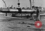 Image of French compressed air driven Torpedo France, 1916, second 7 stock footage video 65675045898
