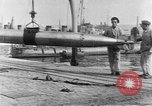 Image of French compressed air driven Torpedo France, 1916, second 11 stock footage video 65675045898