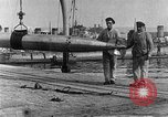 Image of French compressed air driven Torpedo France, 1916, second 12 stock footage video 65675045898