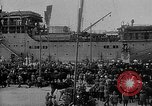 Image of Port of Athens Piraeus Greece, 1916, second 6 stock footage video 65675045907