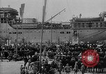 Image of Port of Athens Piraeus Greece, 1916, second 8 stock footage video 65675045907
