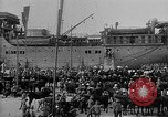Image of Port of Athens Piraeus Greece, 1916, second 9 stock footage video 65675045907