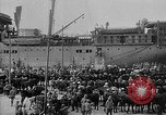 Image of Port of Athens Piraeus Greece, 1916, second 10 stock footage video 65675045907