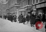 Image of Russian civilians after World War 1 Petrograd Russia, 1919, second 2 stock footage video 65675045912