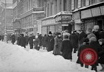 Image of Russian civilians after World War 1 Petrograd Russia, 1919, second 3 stock footage video 65675045912