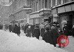 Image of Russian civilians after World War 1 Petrograd Russia, 1919, second 4 stock footage video 65675045912