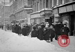 Image of Russian civilians after World War 1 Petrograd Russia, 1919, second 6 stock footage video 65675045912