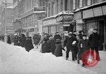 Image of Russian civilians after World War 1 Petrograd Russia, 1919, second 7 stock footage video 65675045912