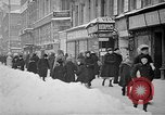 Image of Russian civilians after World War 1 Petrograd Russia, 1919, second 8 stock footage video 65675045912