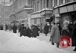 Image of Russian civilians after World War 1 Petrograd Russia, 1919, second 10 stock footage video 65675045912