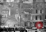 Image of Dublin after Easter Rising rebellion Dublin Ireland, 1916, second 2 stock footage video 65675045913