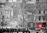 Image of Dublin after Easter Rising rebellion Dublin Ireland, 1916, second 3 stock footage video 65675045913