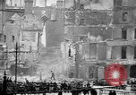 Image of Dublin after Easter Rising rebellion Dublin Ireland, 1916, second 4 stock footage video 65675045913