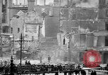 Image of Dublin after Easter Rising rebellion Dublin Ireland, 1916, second 5 stock footage video 65675045913
