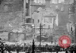 Image of Dublin after Easter Rising rebellion Dublin Ireland, 1916, second 10 stock footage video 65675045913