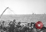 Image of Belgian troops Ramscapelle Belgium, 1914, second 9 stock footage video 65675045914