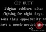 Image of Belgian troops Belgium, 1914, second 1 stock footage video 65675045915