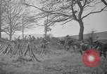 Image of Belgian soldiers United Kingdom, 1914, second 11 stock footage video 65675045918