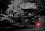 Image of military trucks Germany, 1915, second 8 stock footage video 65675045926