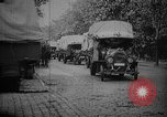 Image of military trucks Germany, 1915, second 12 stock footage video 65675045926