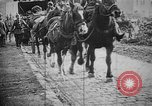 Image of German artillery lays siege in Belgium Mechelen Belgium, 1914, second 5 stock footage video 65675045927