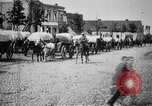 Image of German supply wagons East Prussia, 1915, second 12 stock footage video 65675045930