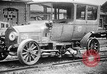 Image of German railway motor car France, 1916, second 8 stock footage video 65675045936