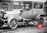 Image of German railway motor car France, 1916, second 9 stock footage video 65675045936