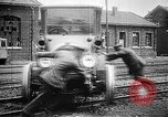 Image of German railway motor car France, 1916, second 12 stock footage video 65675045936