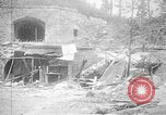 Image of Abandoned Fort Conde Soissons France, 1917, second 8 stock footage video 65675045937