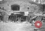 Image of Abandoned Fort Conde Soissons France, 1917, second 10 stock footage video 65675045937