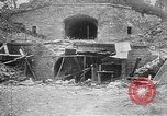 Image of Abandoned Fort Conde Soissons France, 1917, second 12 stock footage video 65675045937