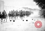 Image of German horse cavalry unit France, 1915, second 7 stock footage video 65675045939