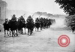 Image of German horse cavalry unit France, 1915, second 8 stock footage video 65675045939
