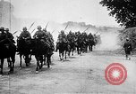 Image of German horse cavalry unit France, 1915, second 9 stock footage video 65675045939
