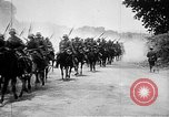 Image of German horse cavalry unit France, 1915, second 10 stock footage video 65675045939