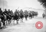 Image of German horse cavalry unit France, 1915, second 11 stock footage video 65675045939